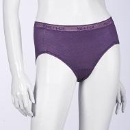 UW602 Dark Purple Comfort Panties