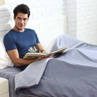 BI031 Dual Blanket Cover Gray